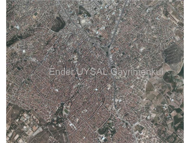 ENDER UYSALDAN SERİNHİSARDA SATILIK 3253 m2 BAHÇE SULAMA MEVCUT
