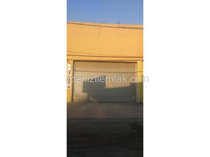 3.sanayi de kiralık dükkan