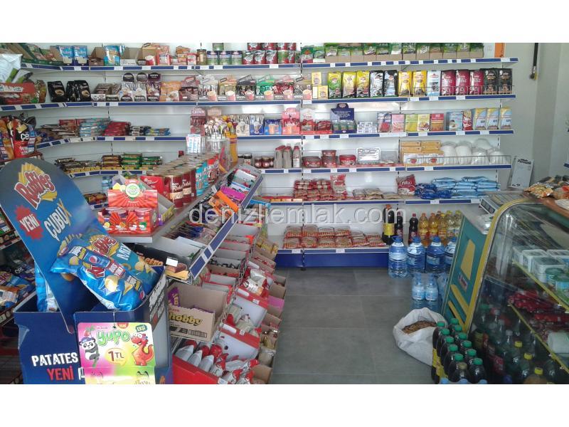 bağbaşında satılık market