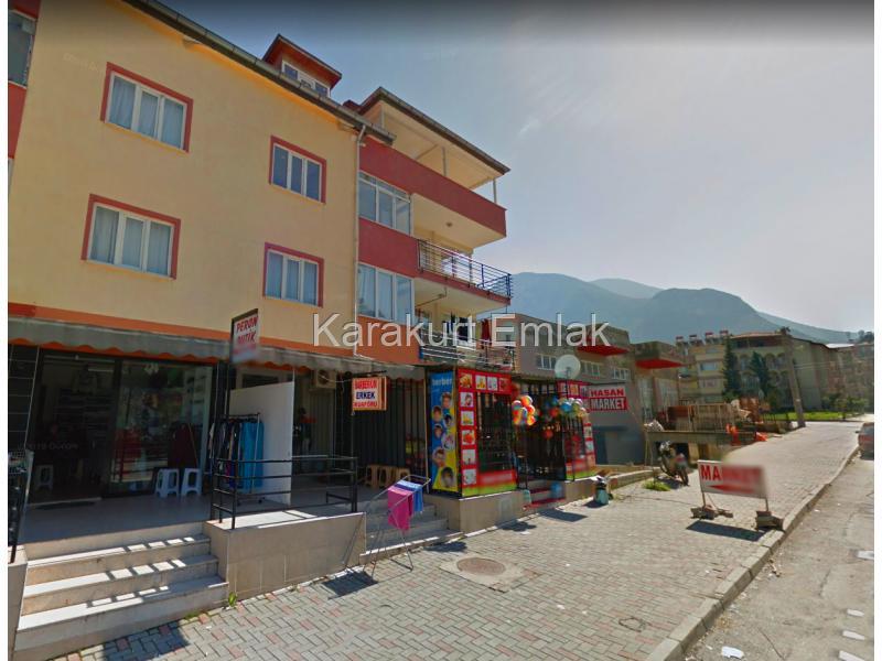Bağbaşı mahallesi cadde üzerinde 30 m2 iş yeri